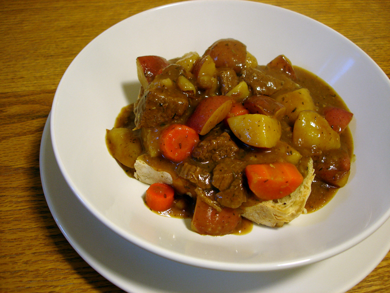 Beef Stew (aka Big League Stew)