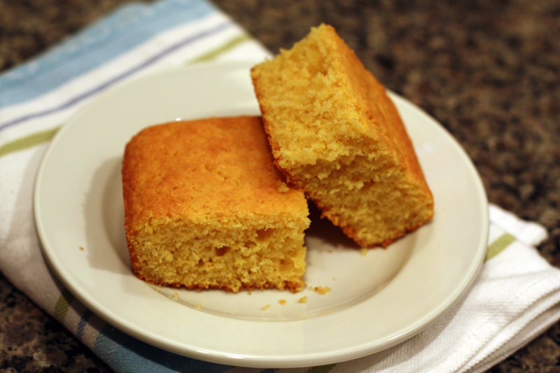 Golden Corn Bread